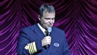 Spectrum of the Seas, RCCL, Inaugural Cruise to Dubai, Part 6 Civicavetia / Welcome Back Party.