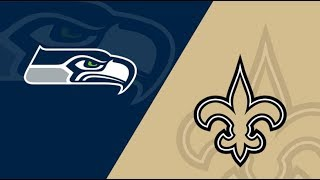 Seattle Seahawks vs New Orleans Saints Live Stream NFL Saints vs Seahawks Live