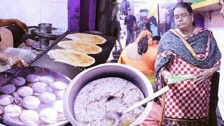 DOSA   Nellore World Famous Ghee Karam Dosa   Andhra Best Dosa   Indian Street Food