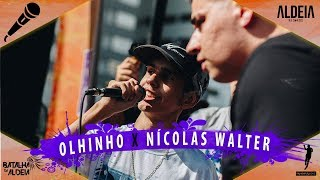Nícolas Walter (RS) x Olhinho  | INTERESTADUAL ll | Barueri | SP