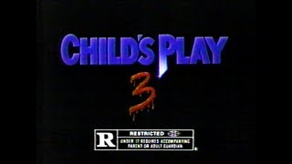 Child's Play 3 TV Spot (1991)