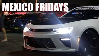 MEXICO FRIDAYS ARE BACK! $10,000 Street Racing Mistake..