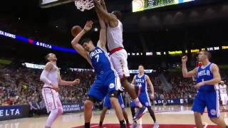 Atlanta Hawks win vs Philadelphia Sixers Game Recap November 12, 2016