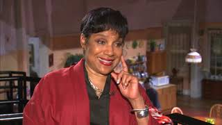 Phylicia Rashad directing 'The Roommate' at Steppenwolf Theatre
