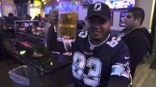 Dallas Cowboys Watch Party At Pluckers in Addison, TX