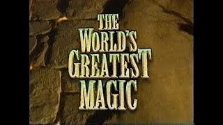 The World's Greatest Magic 3 (1996)