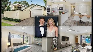 Former golden couple Emily Seebohm and Mitch Larkin put their stunning home on the market