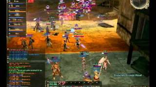 Lineage2 mass pvp Owned ;o