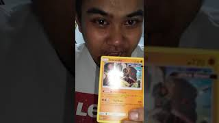 Unboxing blister pokemon TCG unified minds