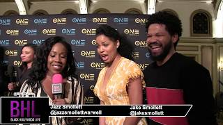 Jazz & Jake Smollett Talk NEW Show 'Living By Design'