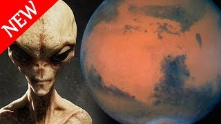 Life on Mars Scientists confirm underground aliens lived on Red Planet
