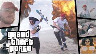 I Stole His Beer - You Won't Believe What Happened Next! Grand Theft Porto!