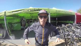 Riding Flyovers with Tim Johnson