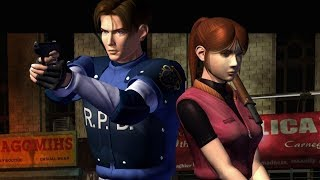 RESIDENT EVIL 2 CLAIRE A (LOOTS)