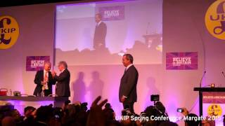 UKIP Spring Conference Margate 2015 - Believe in Britain