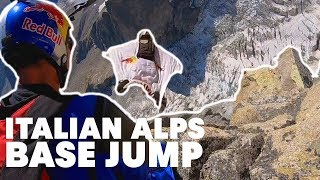 BASE Jumping Italian Alps, Part 2 | Miles Above 3.0