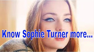 Game of Trone - Sophie Turner (Know her more...)