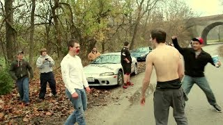 EPIC STREET FIGHTS ROAD RAGE COMPILATION
