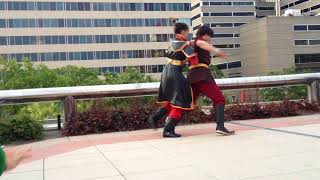 Otakon 12 ATLA Meet Up Random footage 1
