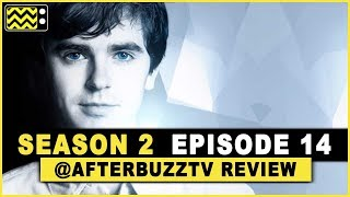 Nicholas Gonzalez guests on The Good Doctor Season 2 Episode 14 Review & After Show