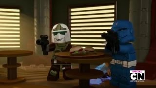 Lego Star Wars  - The Yoda Chronicles - Menace of the Sith