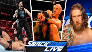 WWE SmackDown Highlights 16th July 2019 HD - WWE SmackDown Highlight 07/16/19 HD