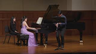 Saint-saens Sonata for Clarinet and Piano