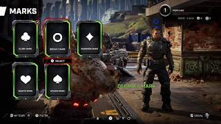 first gears 5 game (tech test weekend 1)