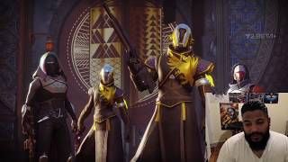 Destiny 2 BETA - Lets Try Out This Warlock