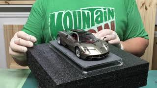 Fully detailed Pagani Huayra 1/24 scale -Completed- Part 4