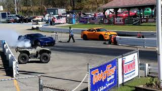 2017 corvette Z06 drag race 10.266@141mph