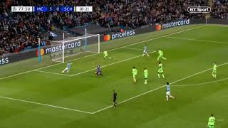 Phil Foden Goal in Champions League