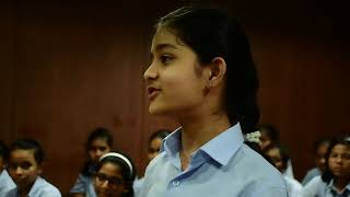 Maa-A short film by students of Class-VIII #KVA360