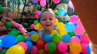 Bounce, play, discover & explore at TreeTop NetWorld.