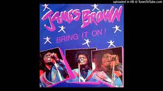 James Brown - Bring it on! Live in Houston 1983