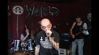 Terror Sickness - live in Underworld 23.08.2019