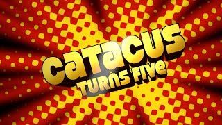 Catacus turns five!!! Cat birthday experience WOW