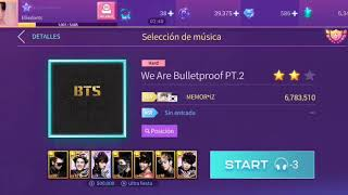 HARD MODE Playing We are bulletproof PT. 2 FAIL