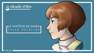 Robin - Le Chevalier D'Eon (Speed painting)