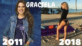 Grachi Before And After 2018