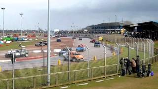 Andy Lock Banger race live broadcast