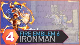 Part 4: Fire Emblem 6, Ironman, Hard Mode, Stream