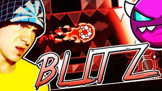 Geometry Dash MEDIUM DEMON | BLITZ by Lemons ~ DOOM GAUNTLET APPLICATION LEVEL