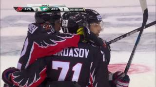 Medvedev ties the game up at the last minute of regulation time