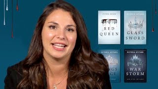Victoria Aveyard Reveals SHORT STORY COLLECTION! | Red Queen Series