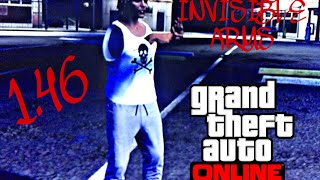 *NEW* INVISIBLE ARMS GLITCH IN GTA V ONLINE [NO REQUIREMENTS NEEDED] | Adrijan Brate