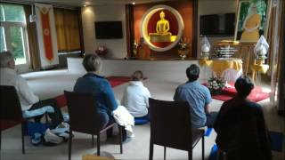 Guided meditation in Thai and English
