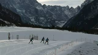 Cross-country skiing Planica Nordic Centre
