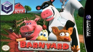 Longplay of Barnyard
