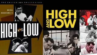High and Low 1963 music by Masaru Satô
